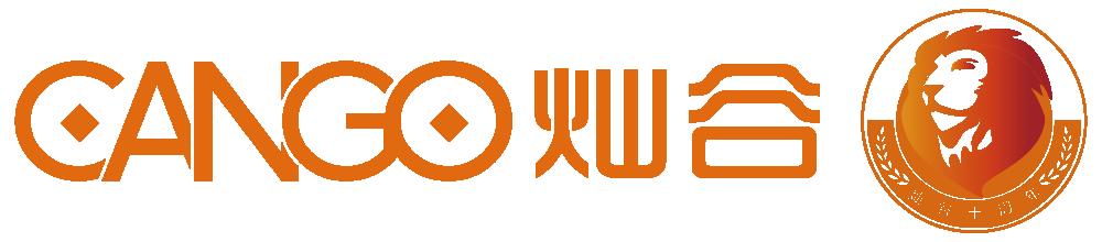 灿谷logo